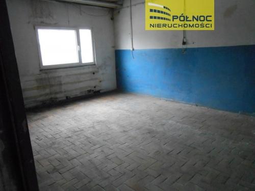 Magazyn – Dąbrowa Górnicza, Ząbkowice