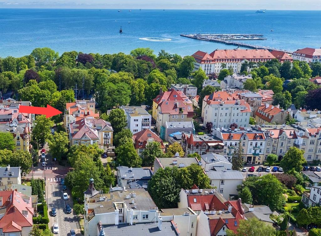 Mieszkanie – Sopot, Dolny, Helska